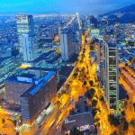 Buses de turismo Bogotá